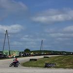 Kart racing in Smiltene