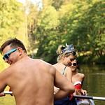 Brauciens pa Irbes upi