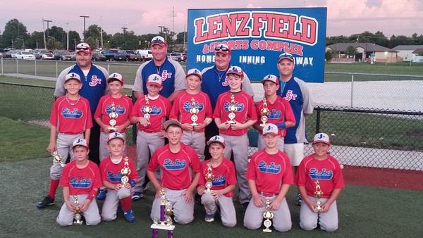 Team Appreciation Week-Lenz Field 7/11-13 by St. Joe's...
