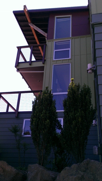 Seattle Siding by SynapseConstruction