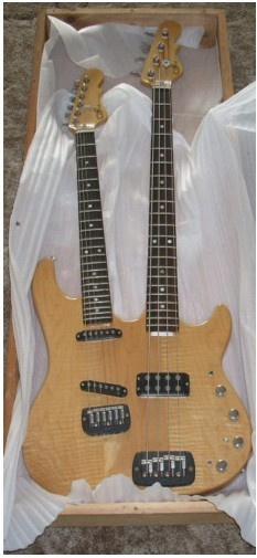 dblnck G&L by GeodeGuitars