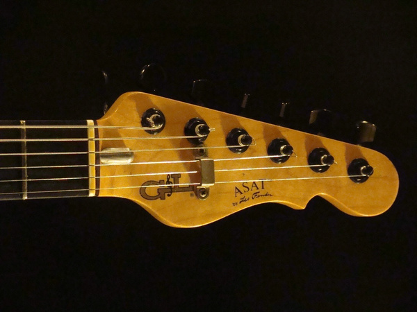 headstock sml by GeodeGuitars
