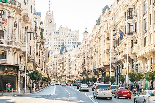 Madrid by Dimedrol