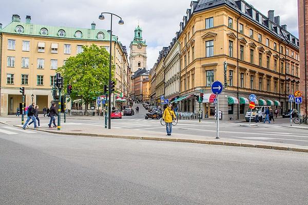 Stockholm by Dimedrol