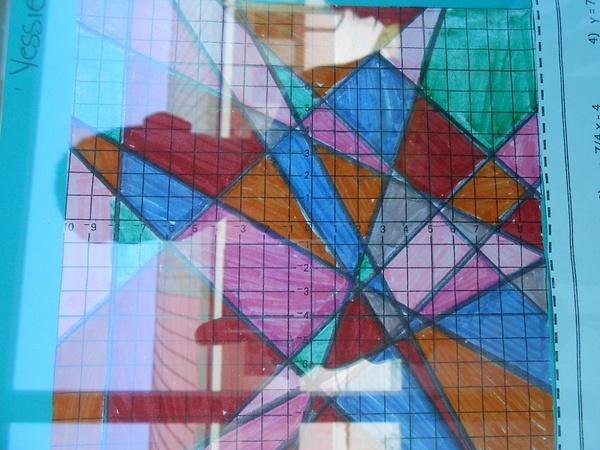 geometric pattern 2 by JoseRodriguezPeriod2