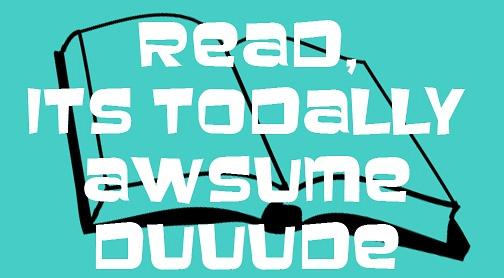 READINGS AWSOME by JoseRodriguezPeriod2