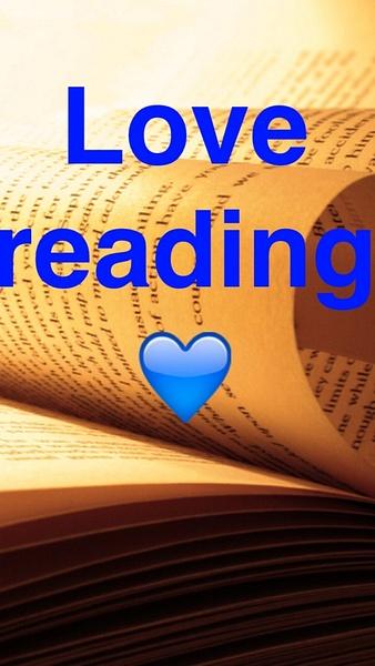 LOVE READING ON SC by JoseRodriguezPeriod2