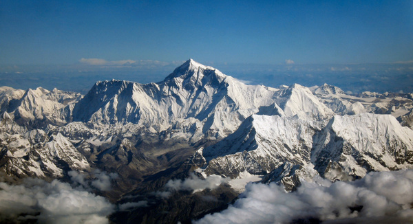 CLIMBING MOUNT EVEREST by JoseRodriguezPeriod2