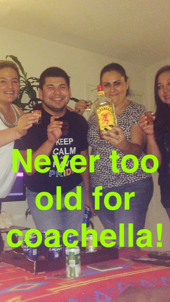 NEVER TOO OLD by JoseRodriguezPeriod2