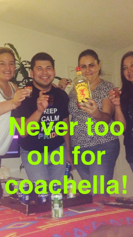 NEVER TOO OLD