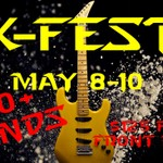 X - fest Posters