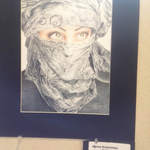 library art show