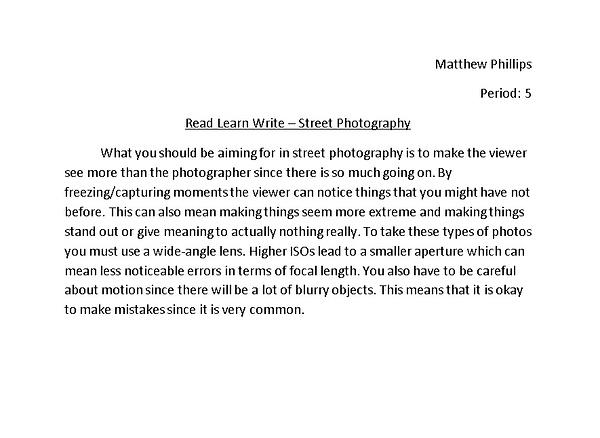 Read Learn Write by MatthewPhillips54989