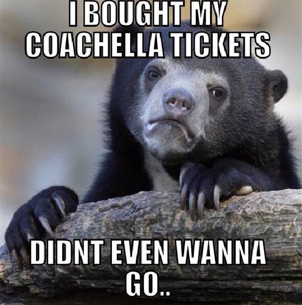 coachella memes by JenniferPabon