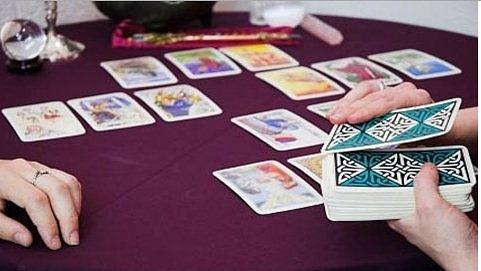 free tarot reading by Robertjkhorton