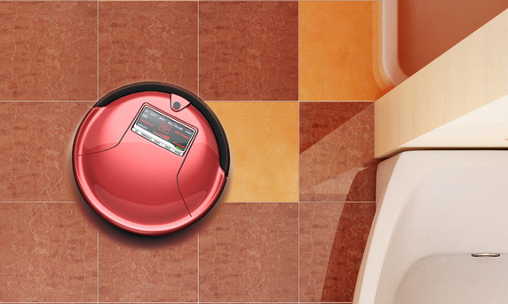 bobsweep robotic vacuum cleaner and mop