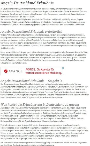 Erlaubnis in Deutschland by User11700838