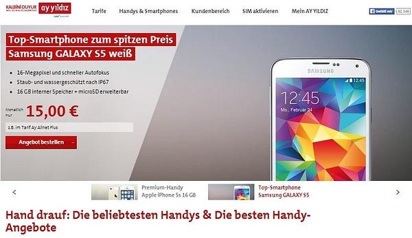 AY YILDIZ Handy und Smartphones02 by User11700838