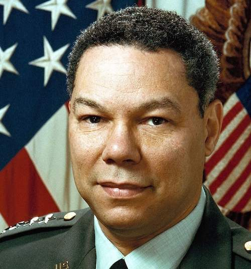 life and military career of colin luther powell