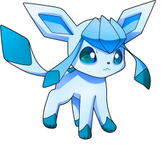 glaceon by HayleyMatlock