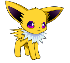 jolteon by HayleyMatlock