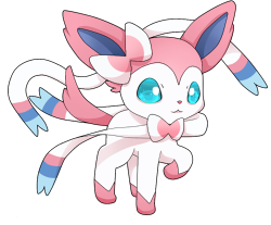 sylveon by HayleyMatlock
