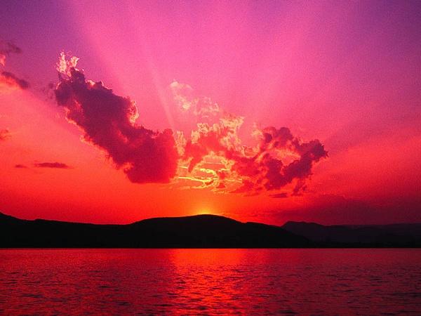 Sunset by amazingGrace