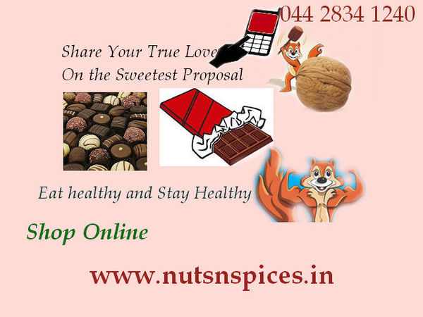 Buy Imported Food Chcolates Online by AlbertJack