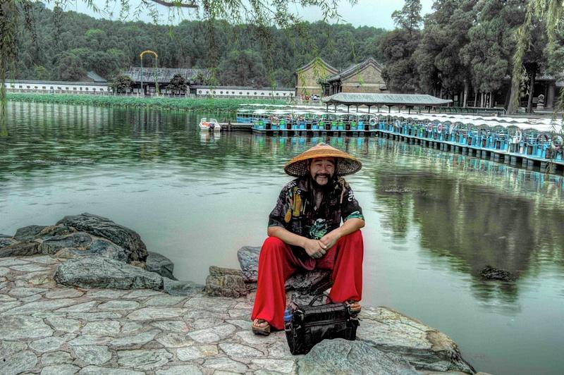 Hangin' out at the Lake (Summer Palace)