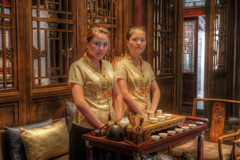Tea Ceremony (Aman Summer Palace