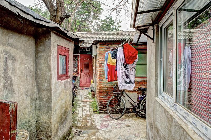 Million Doller Neighborhood (Hutong Area - Beijing)