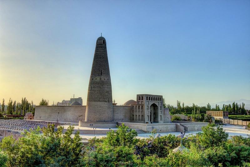 Emin Minaret and Mosque (Turpan)