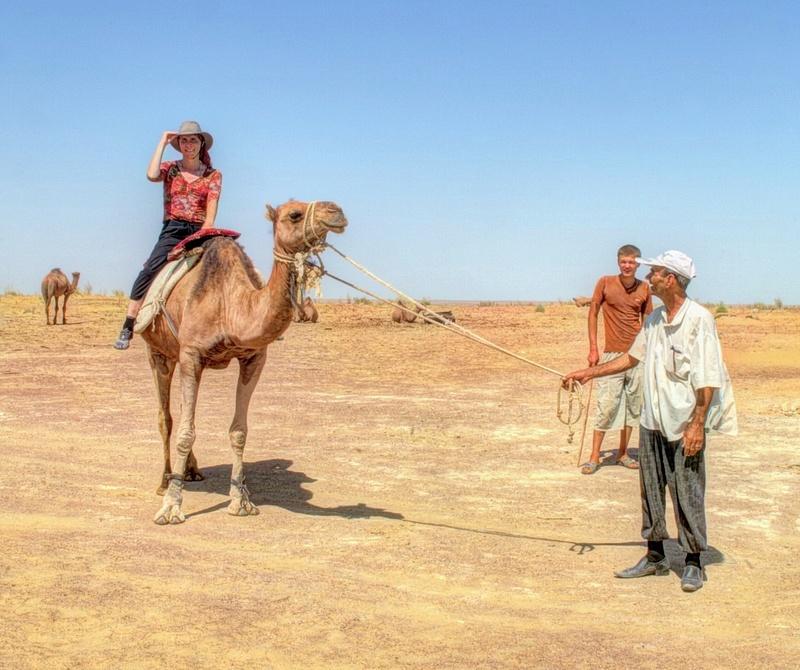 Christy of Arabia? (Ayaz Kala)
