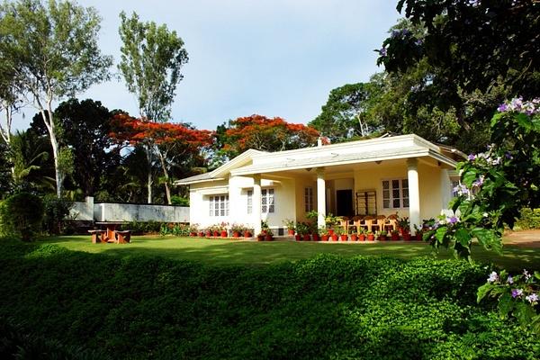 Tata Plantation Bungalows, Coorg by MayurShekhawat