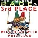 TAR26 3rd place Allysense by pikachukiser