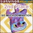 Survivor 30 2nd place awesomekina23