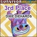 Survivor 30 3rd place dixielandbelle by pikachukiser