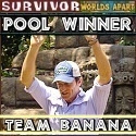 Survivor 30 pool winner kev89