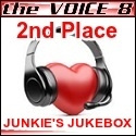 The Voice 8 2nd Place JunkieGirl by pikachukiser