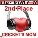 The Voice 8 2nd Place Misty8723