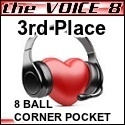 The Voice 8 3rd Place Jax