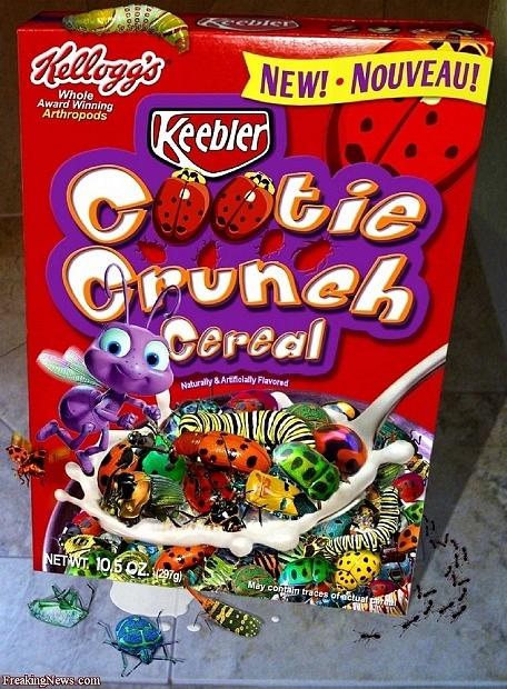 cootie cereal