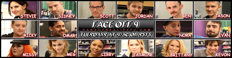 Face Off 9 Banner July 2015