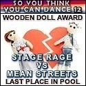 SYTYCD12 wooden doll award 2