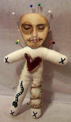 joe voodoo doll