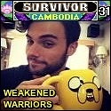 Survivor31 JosephD 2 pool avatar by pikachukiser