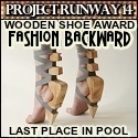 Project_Runway_14_Wooden_Shoe_Award_Florimel
