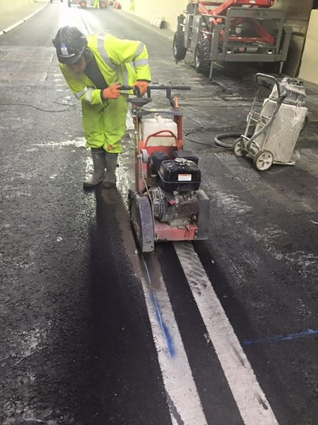 Floor Sawing by CA Drillers by MatthewBarnett