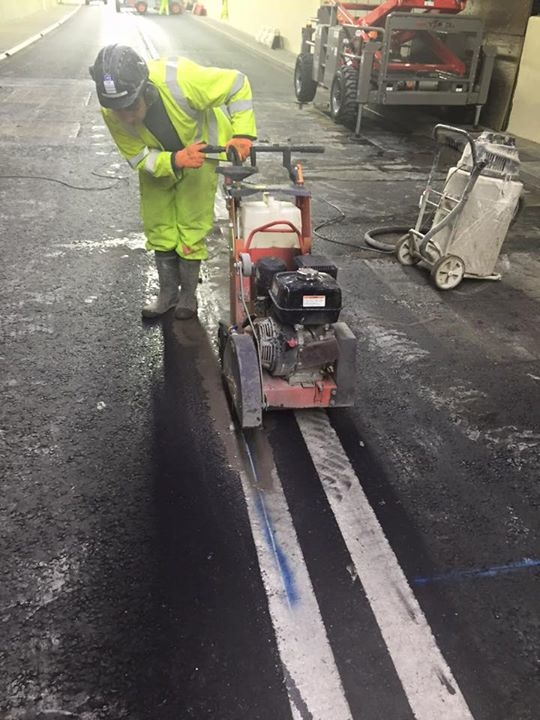 Floor Sawing by CA Drillers