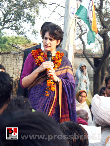 Latest Photos of Priyanka Gandhi (19) by Pressbrief In